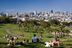 Delores Park San Francisco