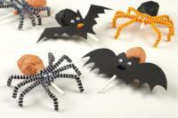 Dcoration halloween fait maison - Exemples d'amnagements