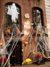 Dcoration maison pour halloween - Exemples d'amnagements