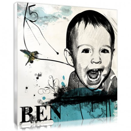 baby boy stencil - Pinarkubkireklamowe