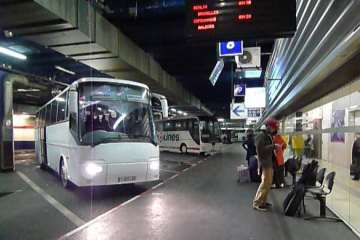 cheap travel for women eurolines paris