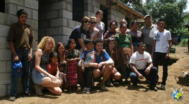 Stage humanitaire Guatémala