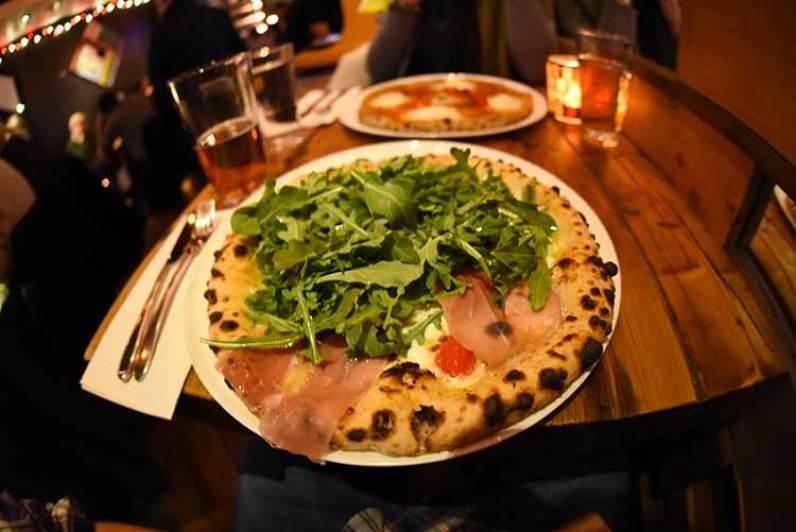 La meilleure pizza de New-York? C'est à la Pizzateria Brunetti !