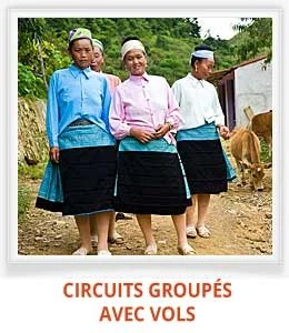 Circuits groupés Vietnam