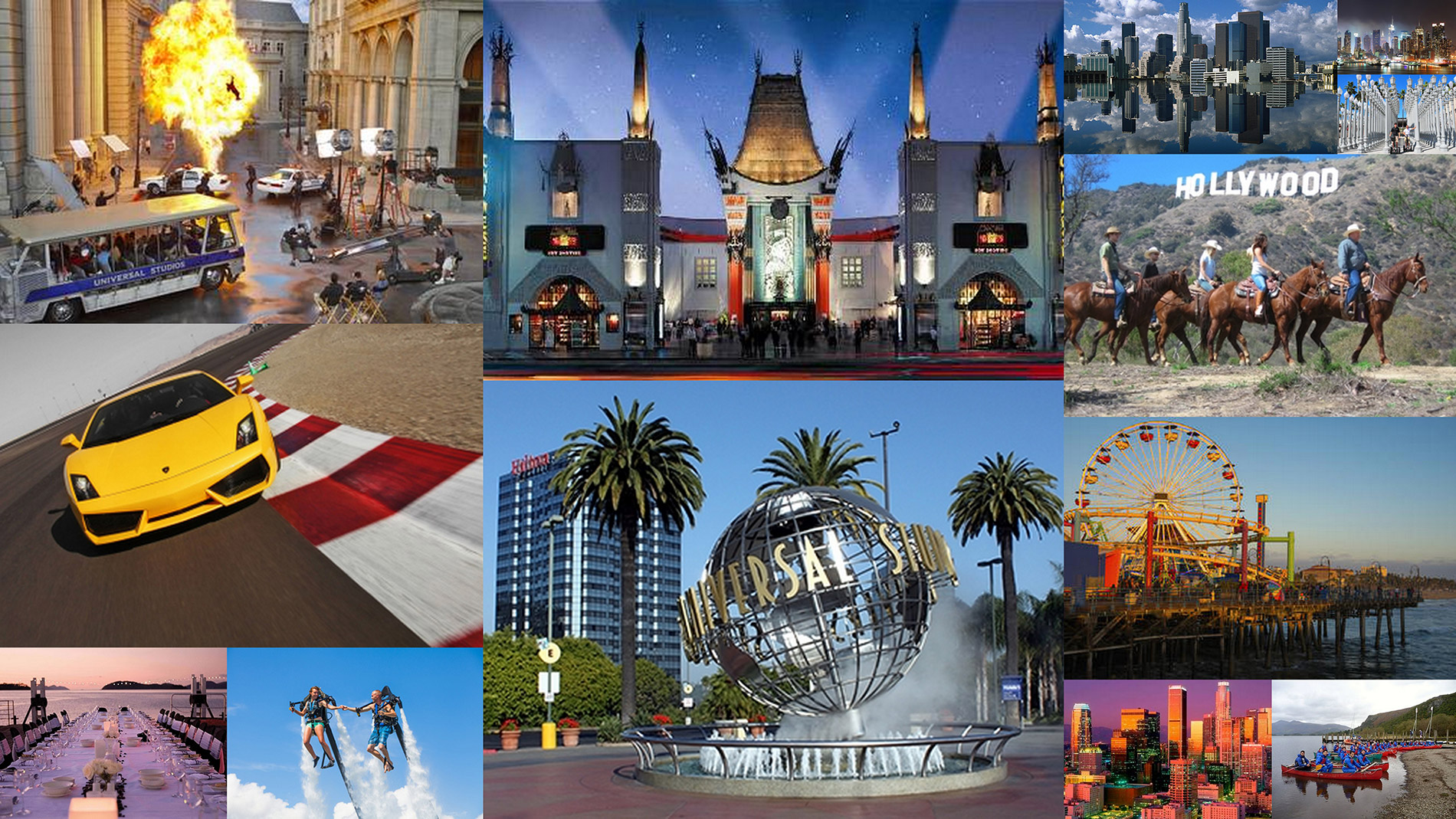 voyage groupe los angeles