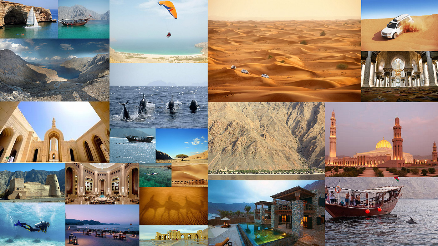 voyage groupe Oman