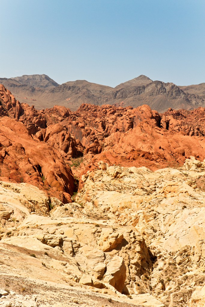 Valley of Fire - Fire Canyon
