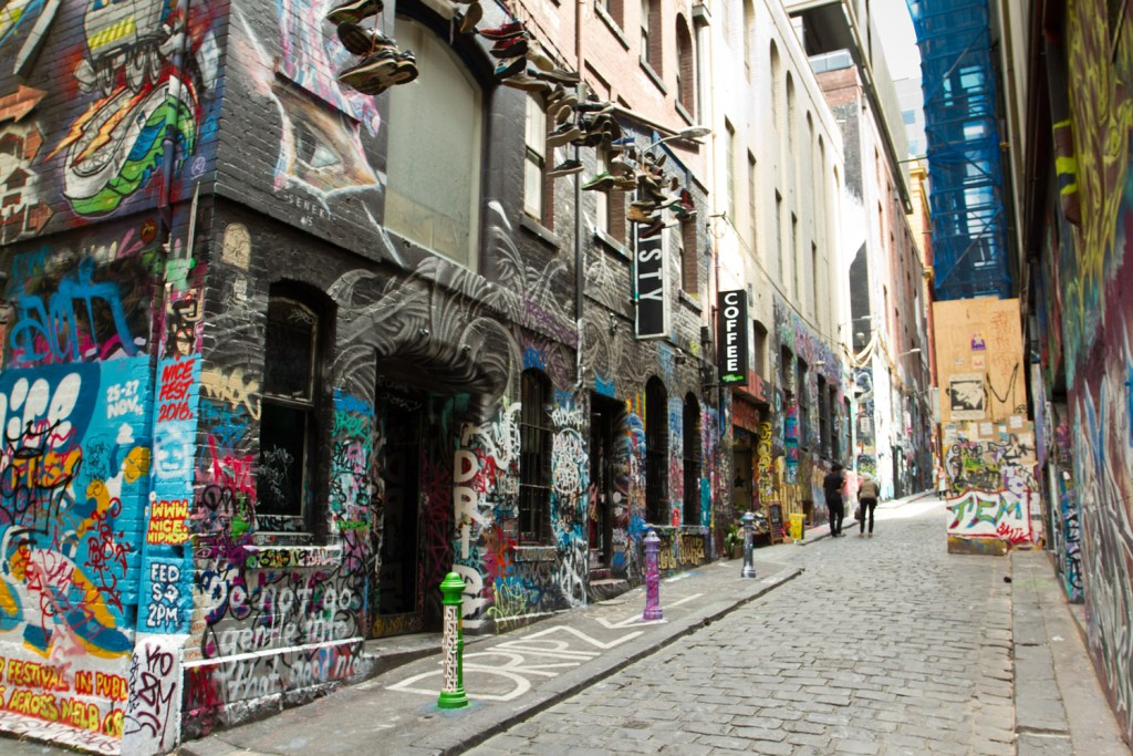 melbourne-hosier-lane