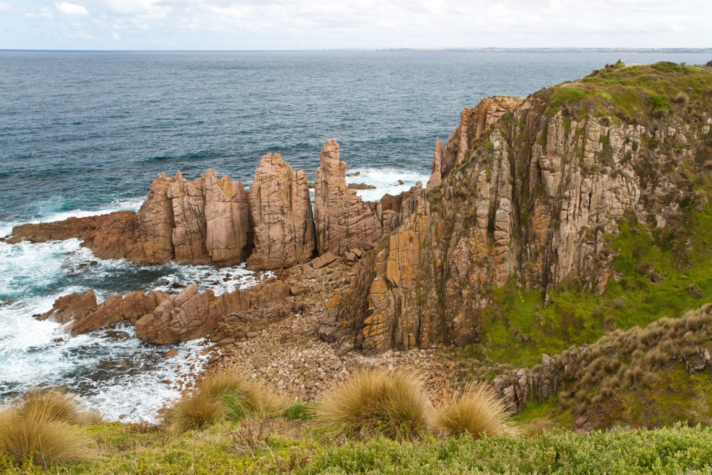Phillip Island - randonnee - pinnacles - 4