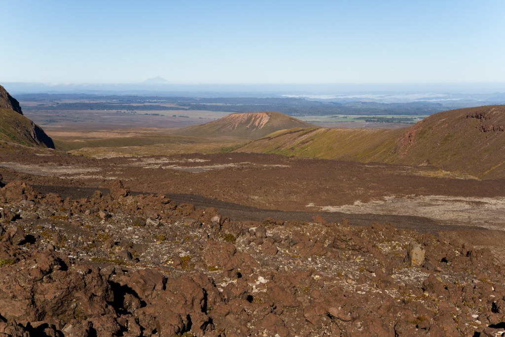 Tongariro Alpine Crossing - 1