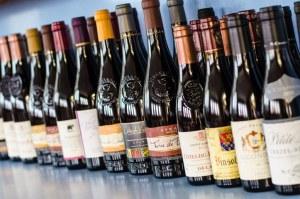 Notre cave est constituée de vins du terroir