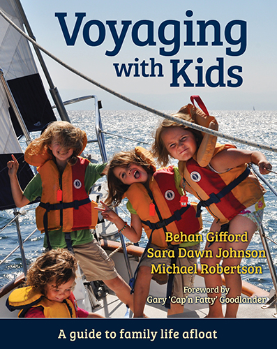 Voyaging With Kids cover