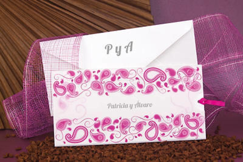 Invitación de boda ref100671 - Impresión GRATIS - Invitaciones de