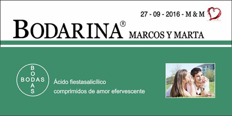 Invitaciones de boda aspirina Impresión GRATIS - Invitaciones de - invitaciones de boda gratis