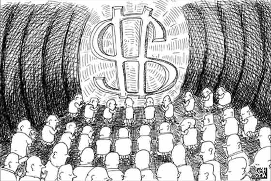 El-dinero-como-dios