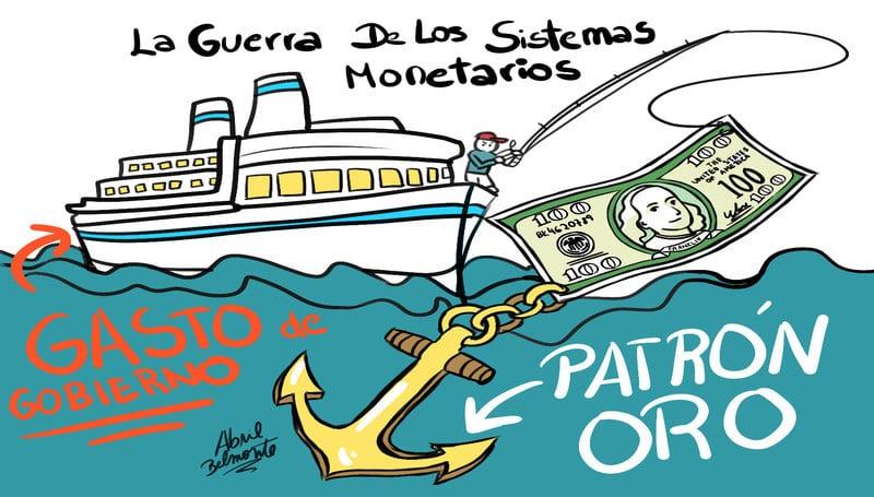La Guerra de los sistemas monetarios