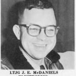 McDaniels, Joseph E. 2
