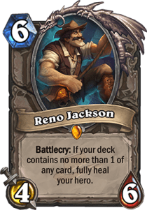 Reno Jackson, the hero we both asked for and needed