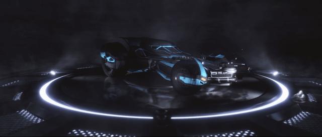 Rocket League - Batmobile 2