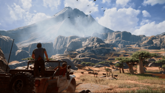 Uncharted 4 - Story Trailer