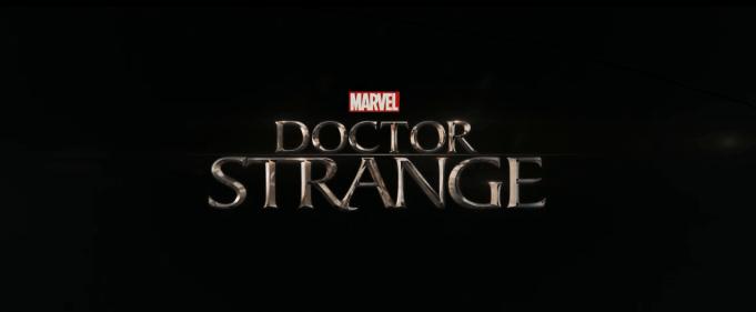 Doctor Strange Title Card