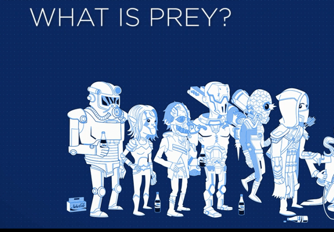 What is Prey