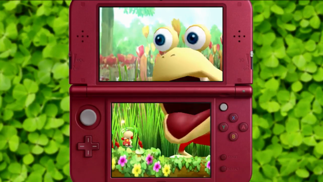 Pikmin 3DS Monster