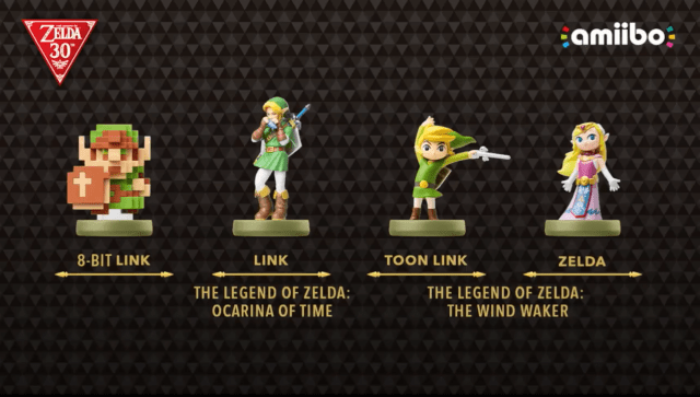 The Legend of Zelda - 30th Anniversary Amiibo