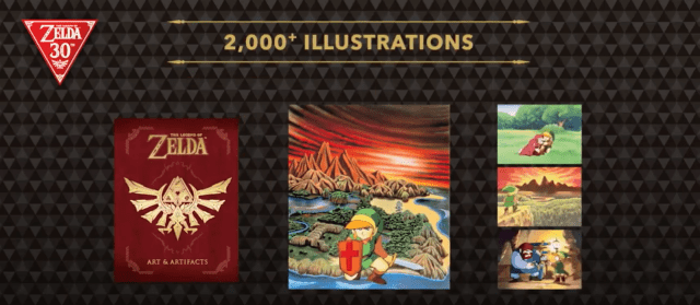 The Legend of Zelda - Art and Artifacts