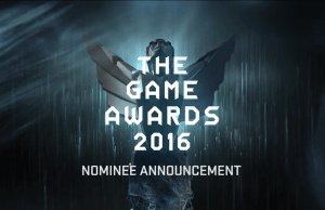The Game Awards - 2016 Nominees