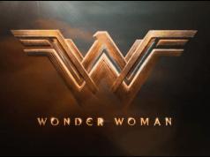 Wonder Woman Trailer Logo