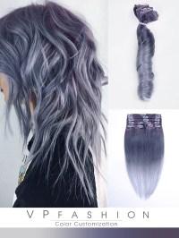 Colorful Hair Extensions - VPfashion.com