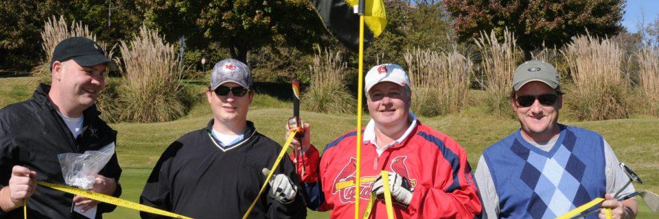Golf Tournament Participants