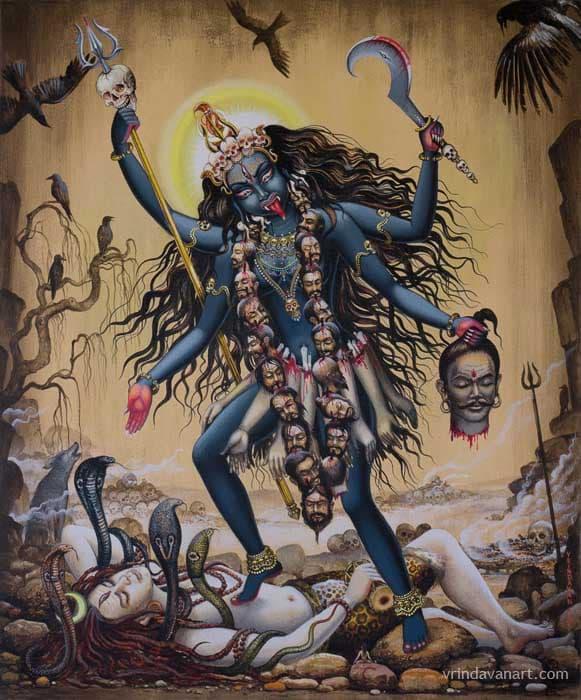 Best Radha Krishna Hd Wallpaper Kali Vrindavan Art