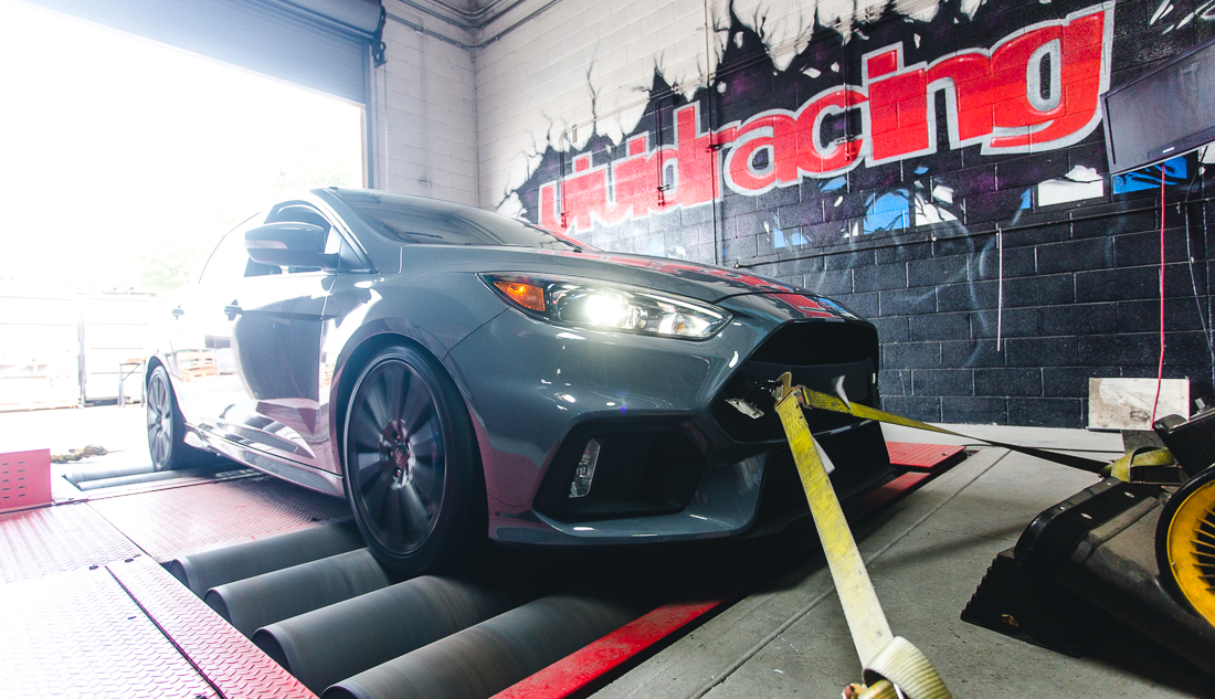 How to do an ECU Flash on a Ford Focus RS