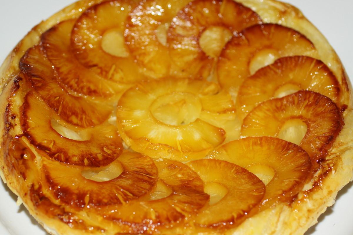 Тартатен с яблоками пошаговый рецепт
