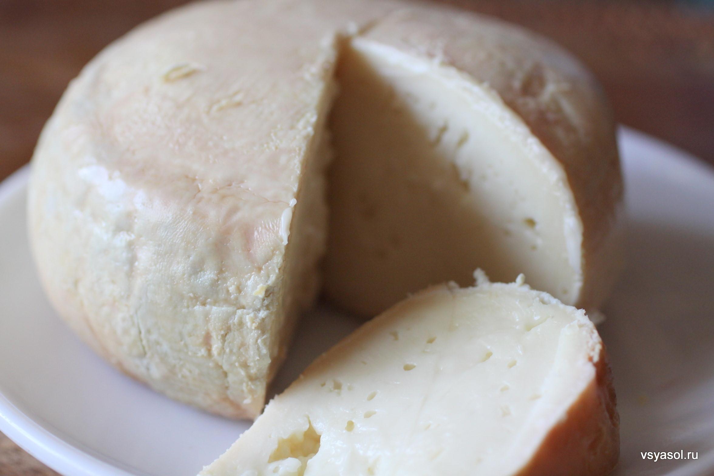Как сделать армянский домашний сыр из
