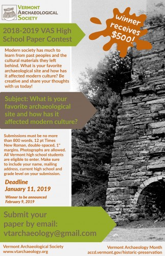 Vermont Archaeological Society