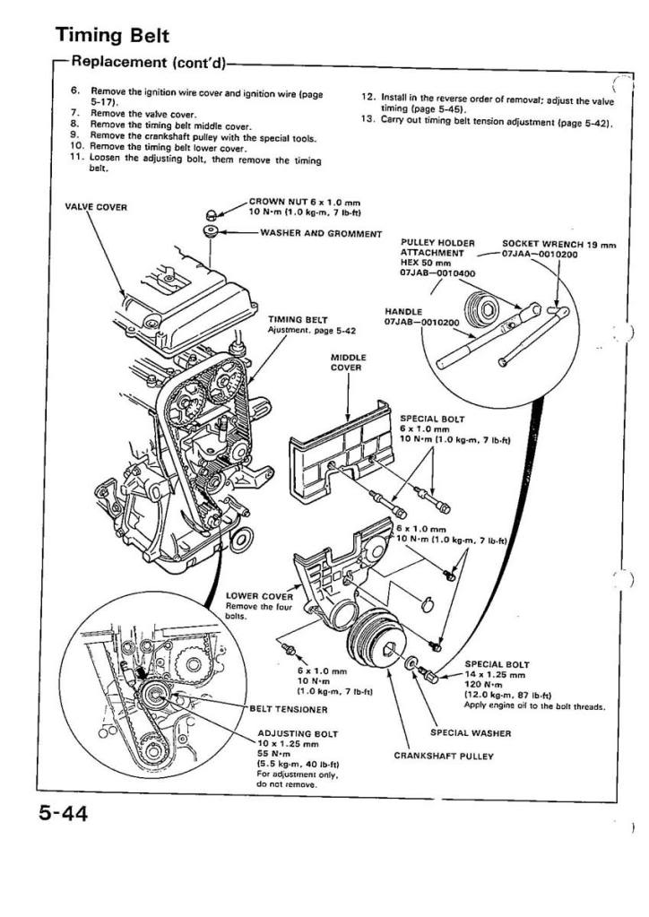 honda b18c engine wiring diagram