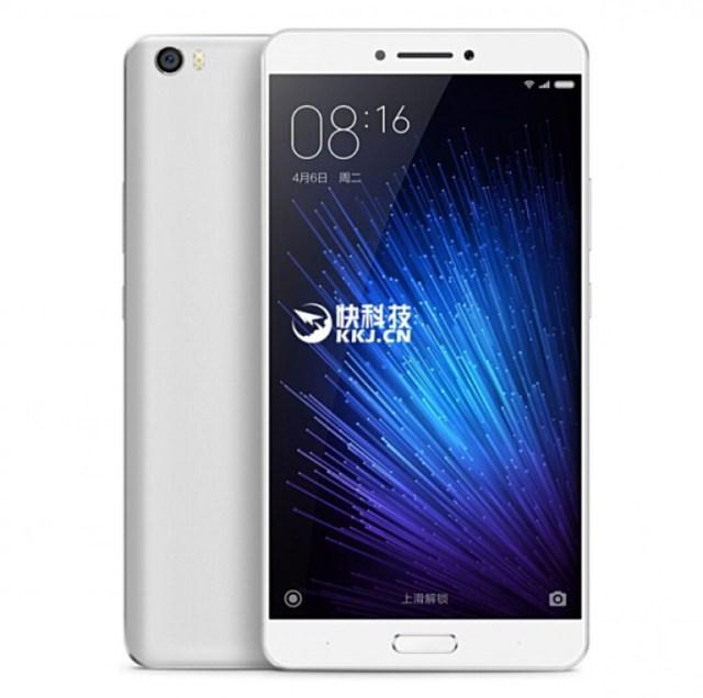 XiaoMi Max Official Renders