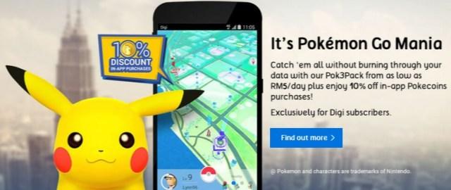 Digi Pokemon Offer