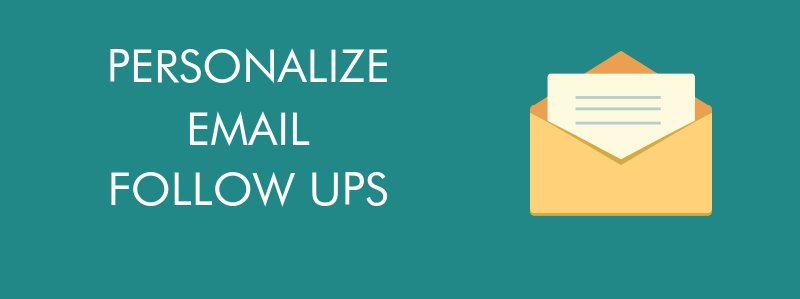 5 personalized sales email templates that get replies The Vtiger Blog - follow sales