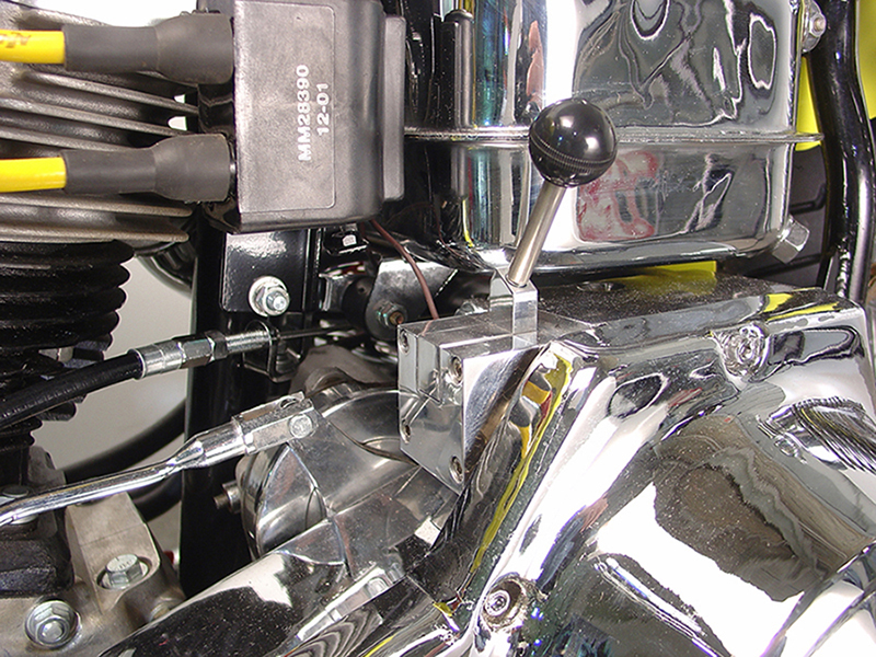 1988 Harley Davidson Wiring Diagrams V Twin Manufacturing The Lever Starter System Is Made