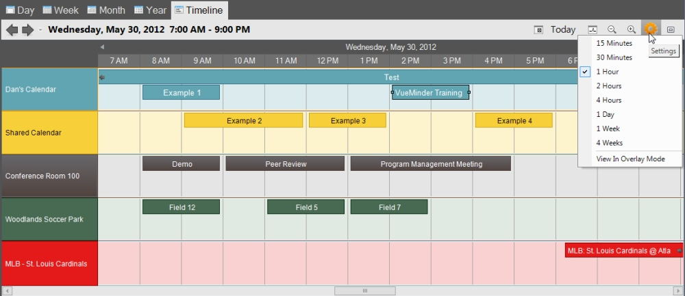 Get Started With Calendar Google Learning Center Google Calendar Timeline Calendar Template 2016