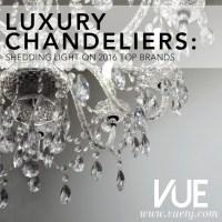 Luxury Chandeliers- Shedding Light on 2016 Top Brands ...