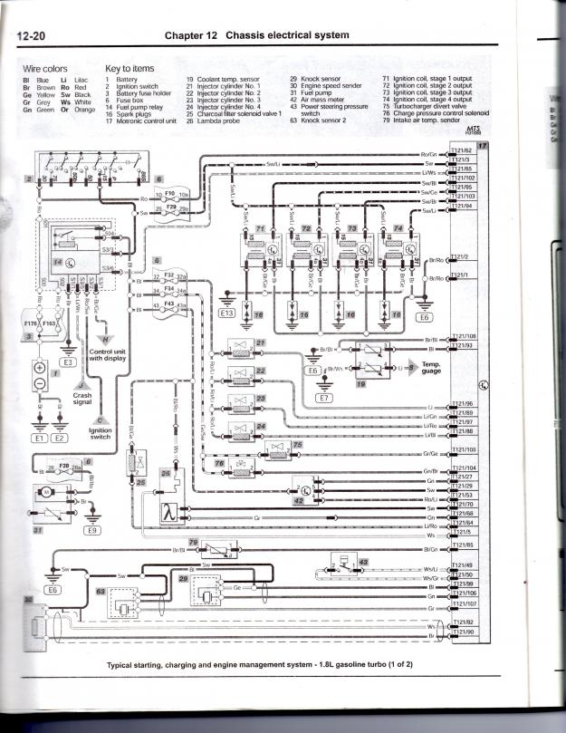 Skoda Octavia Ac Wiring Diagram Electronic Schematics collections