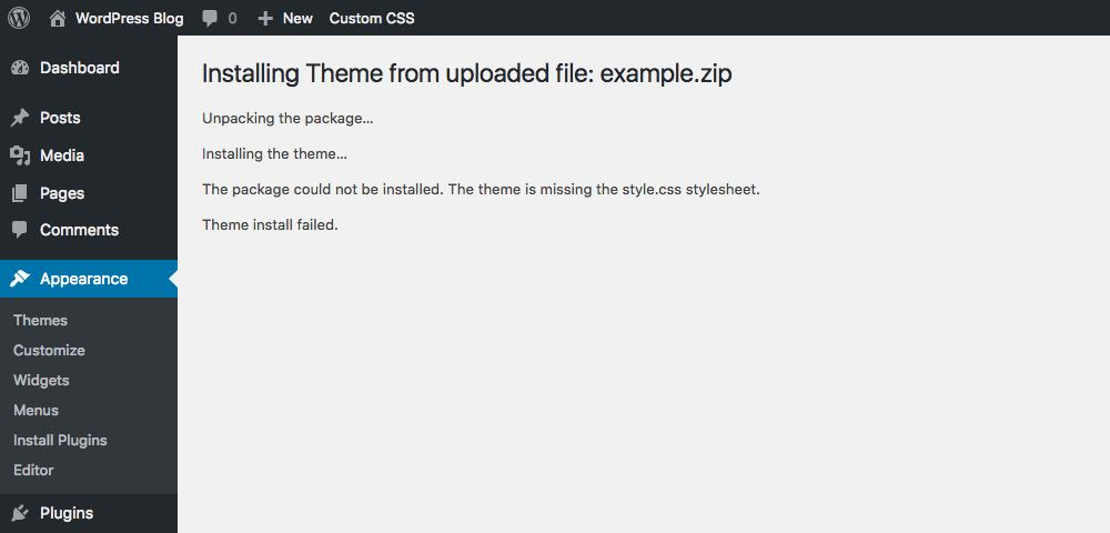 Most Common Issues Of WordPress Themes That Have An Easy Fix