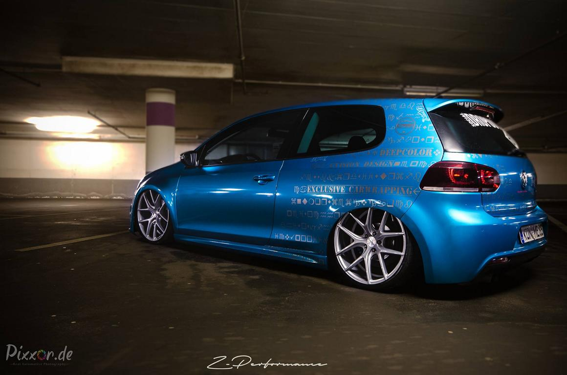 Vw Wallpaper Hd Vw Golf Mk6 Tuning Pictures