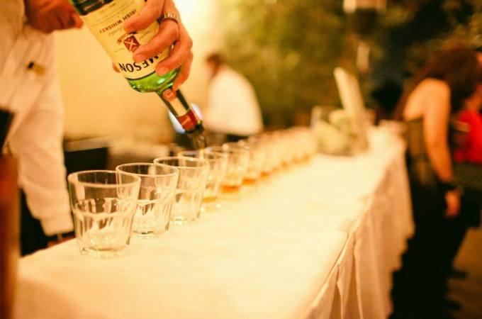 Jameson shots