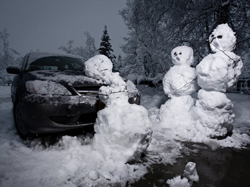 Make Your Own Hd Wallpaper Funniest Snowmen You Ve Ever Seen Amazing Extreme Odd